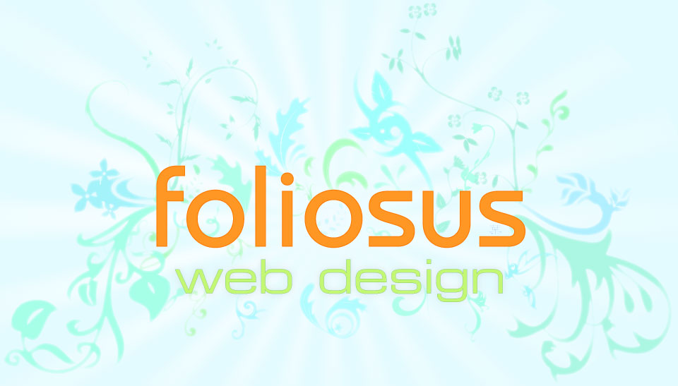 Foliosus Web Design logo